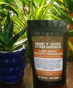 Buy Plant Root Growth Fertilizer from Shashi n Gautam Kitchen Gardener Web-Shop