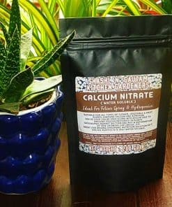 Calcium Nitrate Imported Shashi N Gautam Kitchen Gardners Web Shop India
